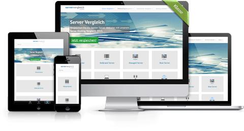 Webdesign Beispiele